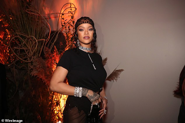 Bravolebrity!RiRi has never been shy about her love for series and counts herself a regular watcher of all the drama - and a friend to some of the stars