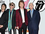 The Rolling Stones 'will change their tongue logo from red to black in memory of Charlie Watts'