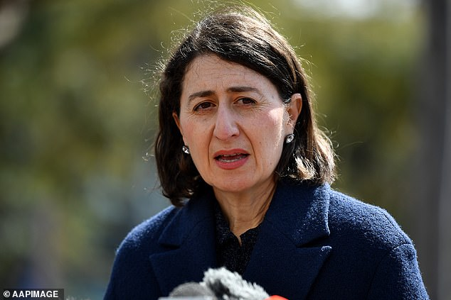 Premier Gladys Berejiklian announced the curfew on the 12 LGAs of concern will be lifted from midnight as the state looks to move towards unlocking its residents