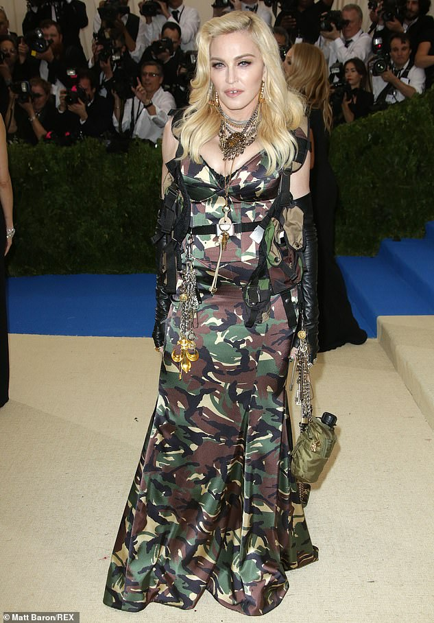 Where's she at? Despite being in New York City to attend the VMAs on Sunday night, Madonna failed to show up to Mondays' Met Gala