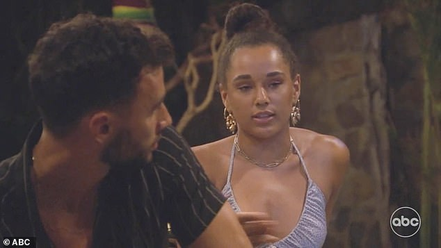 Rules ignorance:Pieper told them she came to the beach with the intention of 'meeting' Brendan and didn't realize there was a 'rule book' about how things were supposed to happen