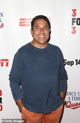 The Office's Oscar Nunez