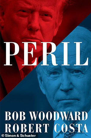 The book - titled Peril - reveals information about the Biden administration and is set to be published on September 21