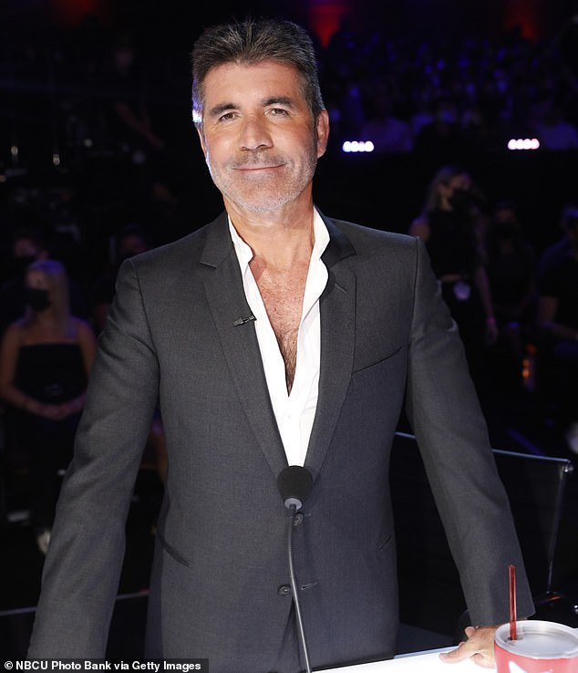 Good question: Simon Cowell asked Gina what it would mean to win the $1 million prize and a show at The Luxor in Las Vegas