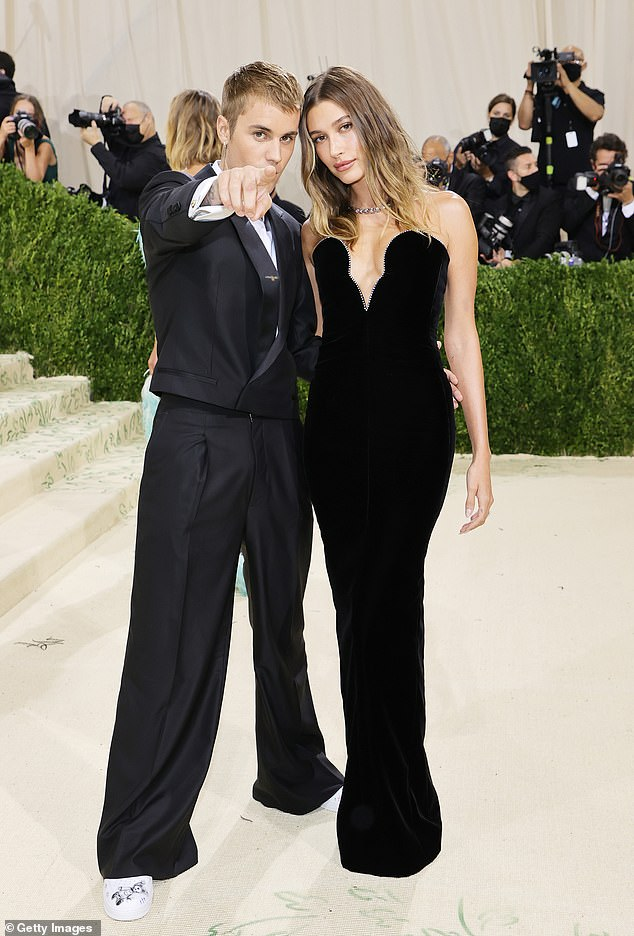 On Monday night, Justin and Hailey attended the Met Gala at the Metropolitan Museum of Art