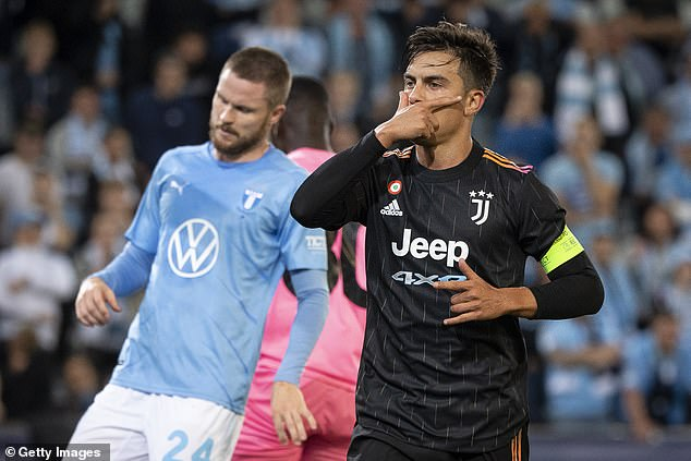 Paulo Dybala is now hopeful of extending his Juventus contract beyond next summer