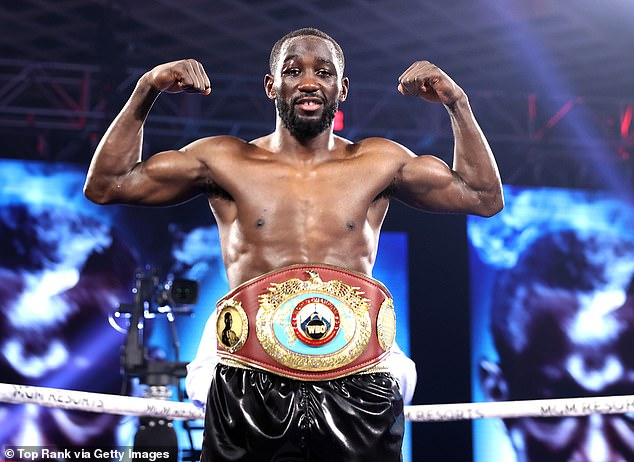 Terence Crawford will fight Shawn Porter in a huge fight on November 20 in Las Vegas