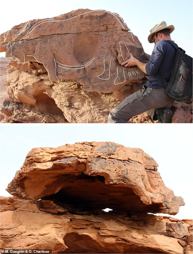 It was previously estimated that the 21 camels, horses and other similar figures – found covered in stone in the Saudi desert in 2018 – were about 2,000 years old and made after the end of the Iron Age.