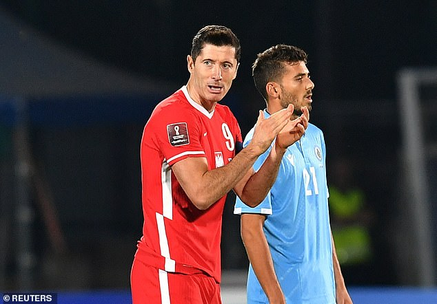 Lewandowski is continuing to impress for club and country this year and wants to keep playing