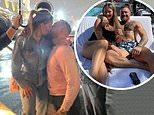 Conor McGregor boards private jet to LA withfiancée Dee Devlin