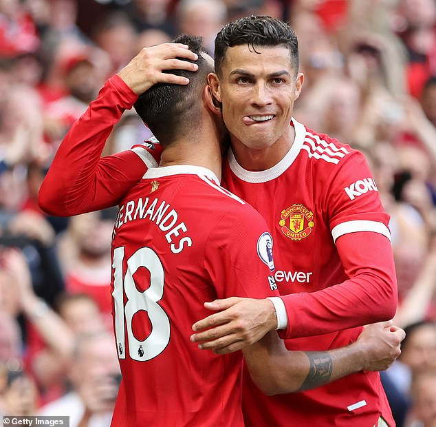 He has already scored three goals in two appearances for Ole Gunnar Solskjaer's side