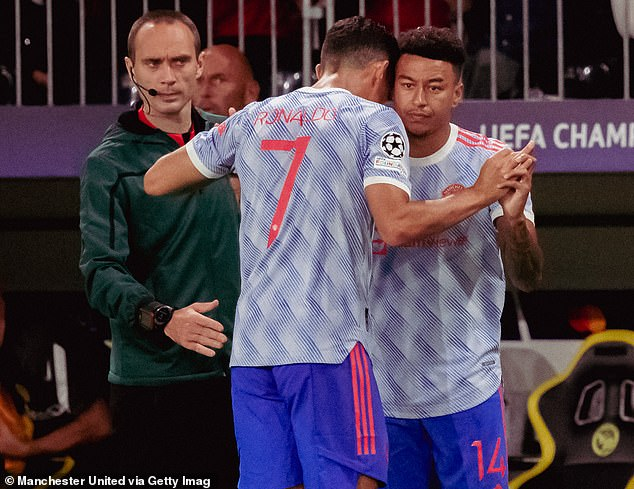 Replacing Cristiano Ronaldo with Jesse Lingard left United with minimal attacking threat