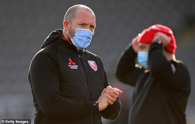 Gloucester head coach George Skivington said his club are set for widespread vaccinations
