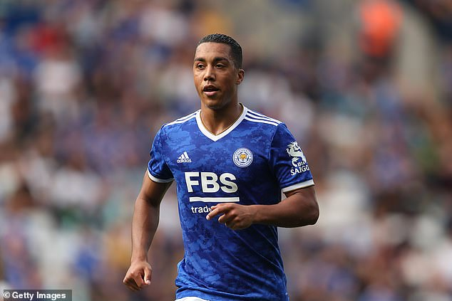 Youri Tielemans' future is uncertain but Schmeichel has made it clear he wants him to stay