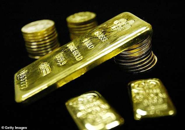 Gold is often cited as an inflation hedge.