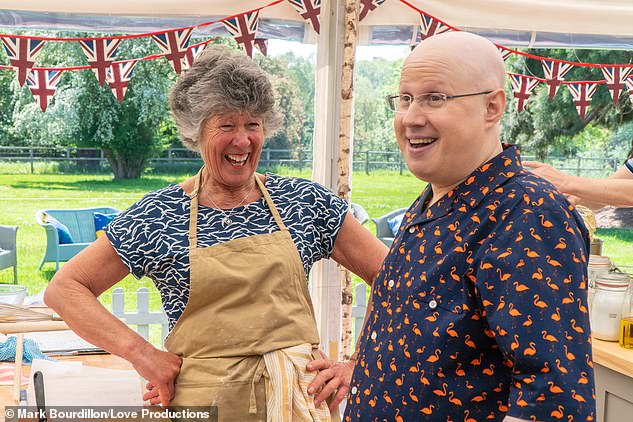 Lineup:GBBO's 2021 line-up was unveiled on Tuesday ahead of the show's season 12 debut on September 21 on Channel 4 at 8PM