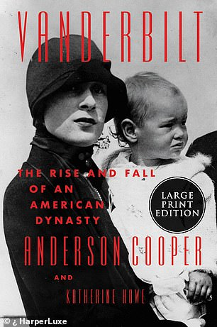 History: Cooper co-wrote his upcoming book with historianKatherine Howe. It's slated for release on September 21