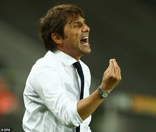 Antonio Conte has reportedly expressed an interest in managing Manchester United some day