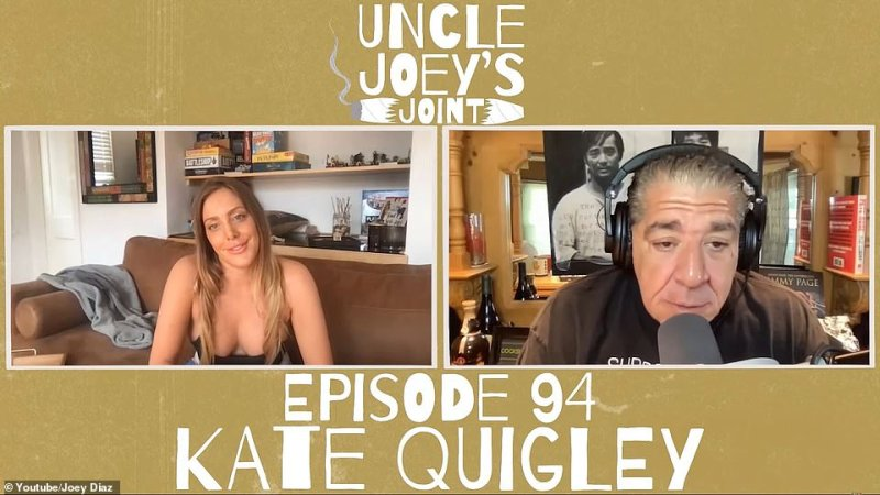 In an interview with Joey Diaz on his podcast Uncle Joey's Joint, the pair discussed the drug addictions rife among comedians