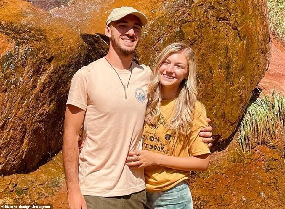 Police said on Wednesday that Brian Laundrie, 23, returned to his parents' North Port, Florida, home without 22-year-old Gabby Peon September 1 in the couple's van they had used to travel the country