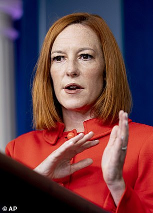 'The president has complete confidence in [Milley's] leadership, his patriotism and his fidelity to our Constitution,' Psaki also said separately