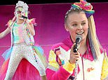 JoJo Siwa says Nickelodeon is treating her 'as only a brand' and won't let her perform her new songs