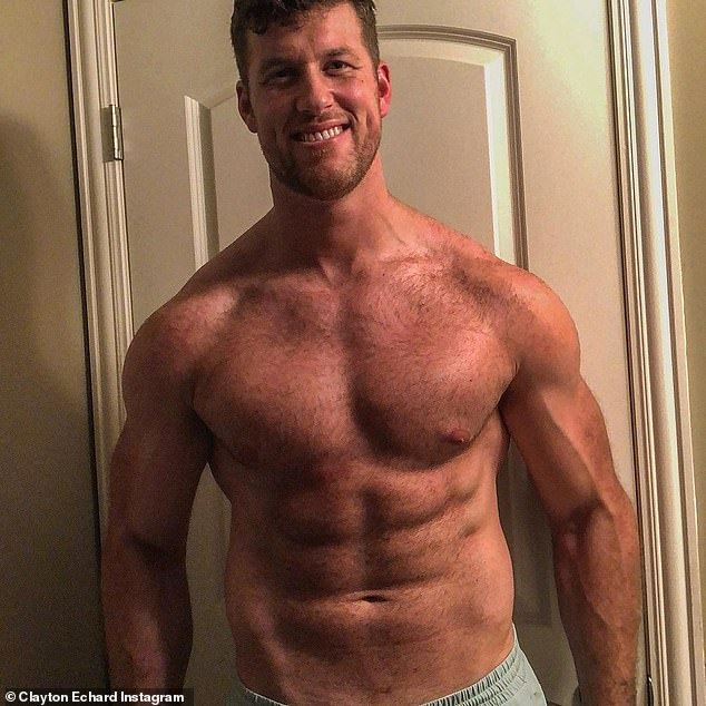 Charmer:The 28-year-old orthopedic sales representative reportedly won over producers as a suitor on Bachelorette Michelle Young's season