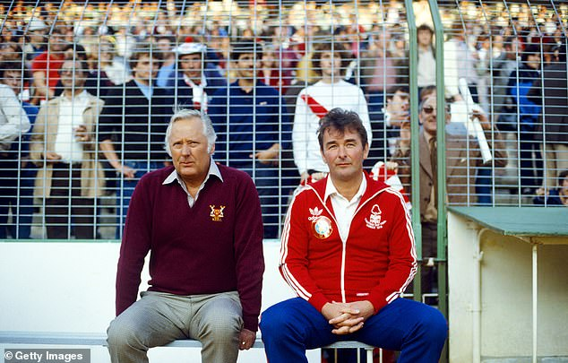 Forest have struggled to find stability since Brian Clough and Peter Taylor brought incredible success to Nottingham four decades ago, winning two European Cups