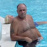 Florida poolside pic of fugitive Colombo consigliere that was posted by his SON is hurriedly deleted 💥👩💥