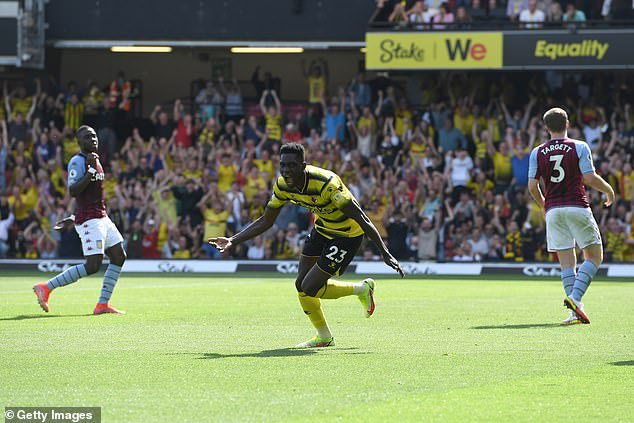 Watford got their season off to an excellent start with a 3-2 victory over Aston Villa