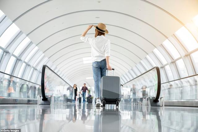 Hated travel testing rules are to be torn up for the fully jabbed in time for the half-term holidays - but unvaccinated Britons will still have to quarantine on their return. Library image