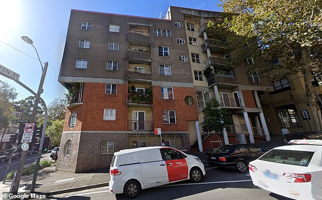 It is understood at least five residents at 254 Crown Street in Darlinghurst, Sydney have tested positive to Covid