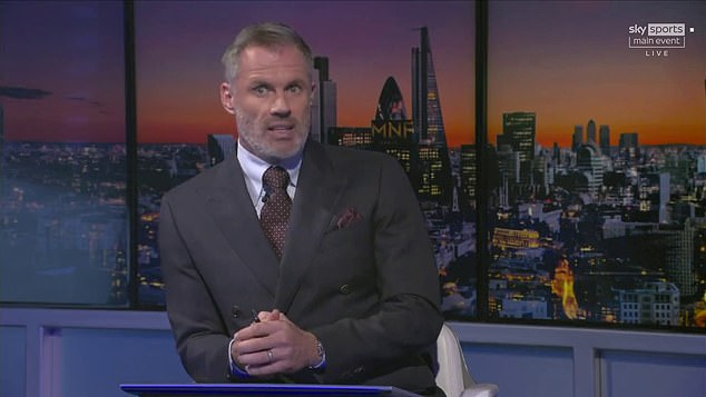 Jamie Carragher believes Ronaldo's signing could cause 'as many problems as it solves'