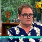 Alison Hammond makes a cheeky comment to Alan Carr as he chats on This Morning💥👩💥💥👩💥