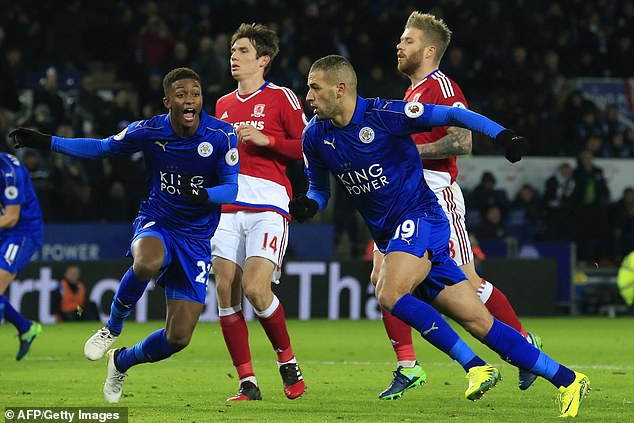 Gray made a strong start to life at Leicester and lifted the Premier League title in 2015-16