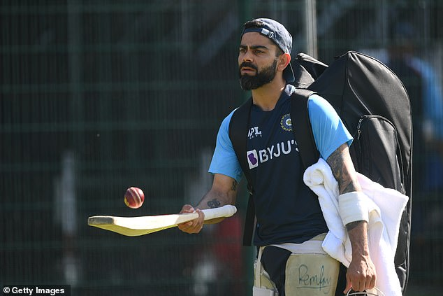 Garton will benefit from Virat Kohli's considerable experience at Royal Challengers Bangalore