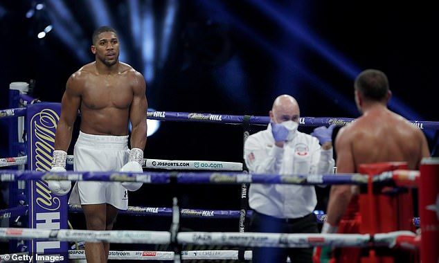 Joshua insists he is 'shutting out the noise' and is fully focused on fine tuning his craft