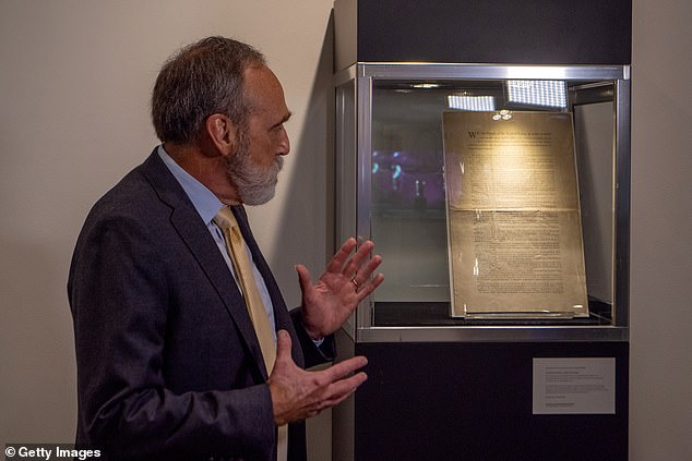 The document is one of only 11 known surviving copies from the Constitutional Convention for Representatives and the official first printing for the Continental Congress.