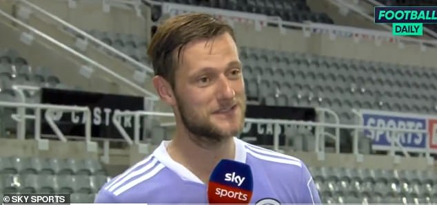 Leeds' Liam Cooper urged Gary Neville and Jamie Carragher to watch a game of 'Murderball'