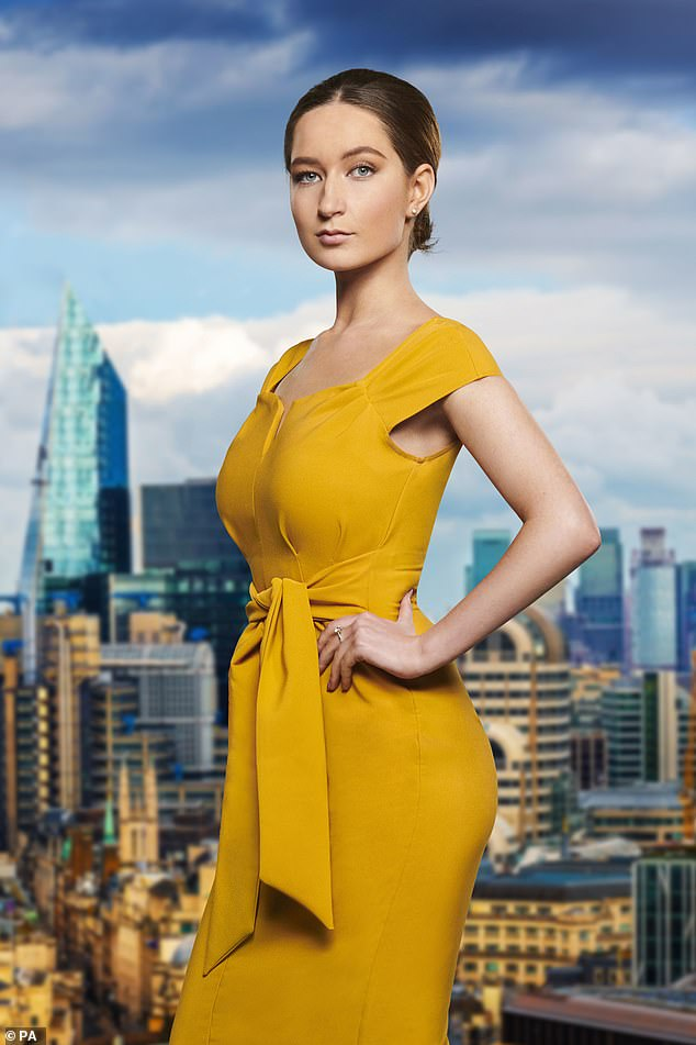 the lover?  The Apprentice star Lottie Lion claims she was turned down after Megan Barton-Hanson asked the Love Island star on a date