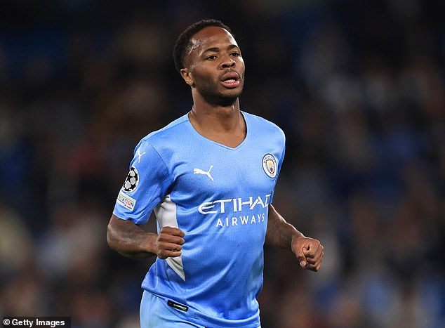 Sterling has fallen out of favour under Pep Guardiola and is said to be interested in the move