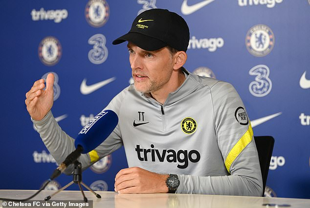 Chelsea boss Tuchel said he expected Kane to move to Manchester City over the summer