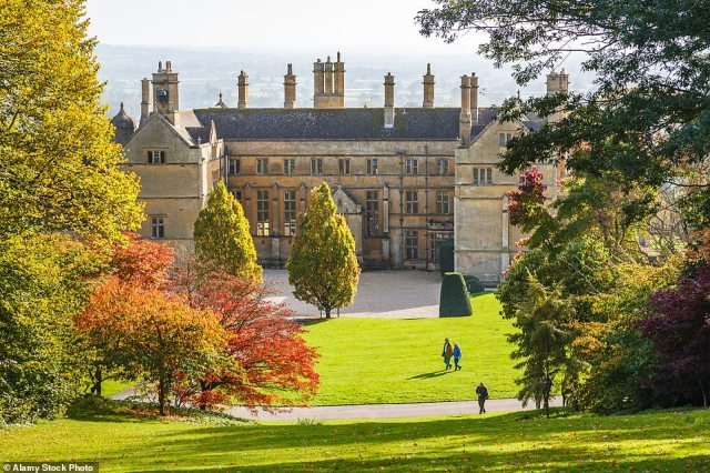Batsford Arboretum is home to one of the finest collections of Japanese maples - as well as 2,800 other tree specimens