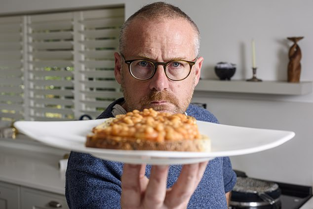 Sunday Lunch: Toby Walne decides to experience what it was like to live with such a meager amount of basic state pension