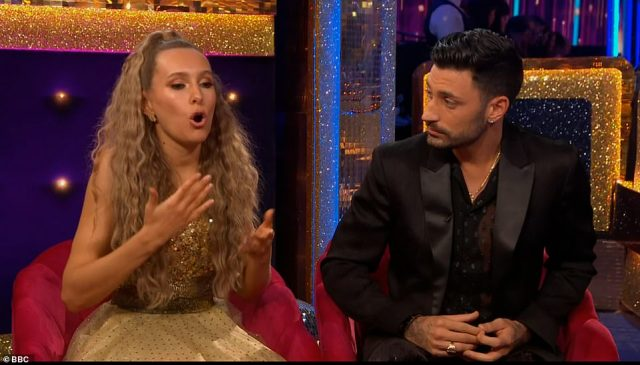 It's Giovanni! Giovanni Pernice was unveiled as Rose's professional dance partner