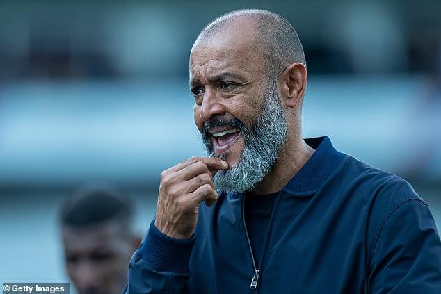 Spurs boss Nuno Espirito Santo faces a tough job after replacing Jose Mourinho