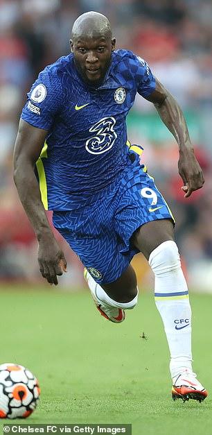 Lukaku has settled immediately on his return to Chelsea