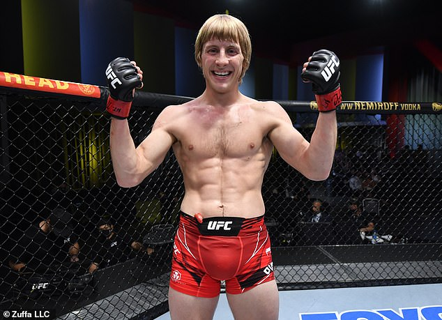 UFC's Paddy Pimblett revealed that Bruno Fernandes is the footballer he'd most like to fight
