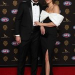 WAGS arrive at the Brownlow Medal wearing the exact same dress 💥👩💥