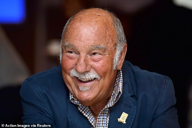 Tottenham confirmed Jimmy Greaves died Sunday morning at the age of 81